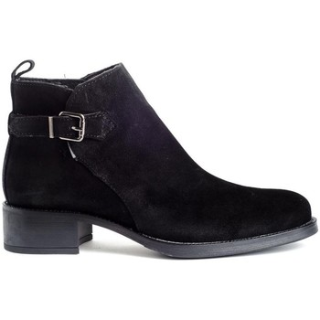 Chaussures Femme Bottines Alpe 4237 Noir
