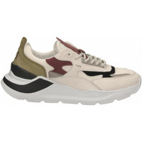 Chaussures Homme Baskets mode Date FUGA MESH white