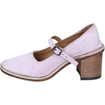 Chaussures Femme Escarpins Moma BK303 lilas