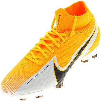 Chaussures Homme Football Nike Mercurial superfly 7 pro fg Orange
