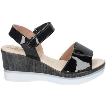 Chaussures Femme Sandales et Nu-pieds Melluso H037068 NOIR