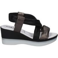 Chaussures Femme Sandales et Nu-pieds Melluso 037067L NOIR