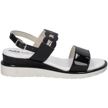 Chaussures Femme Sandales et Nu-pieds Melluso HO37092 NOIR
