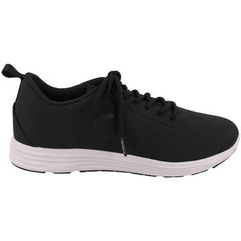 Chaussures Femme Baskets basses Ecoalf OREGON Noir