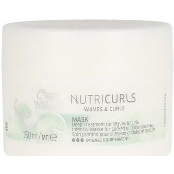 Beauté Soins & Après-shampooing Wella Nutricurls Mask