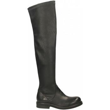 Chaussures Femme Boots Mat:20 WEST/STRECH nero