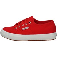 Chaussures Baskets basses Superga 2750-C90 ROUGE