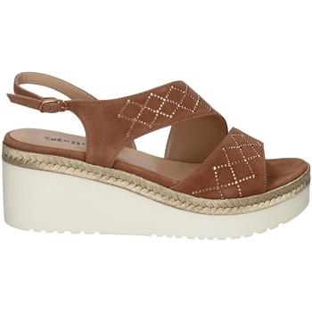 Chaussures Femme Sandales et Nu-pieds Melluso HR70736 TAUPE