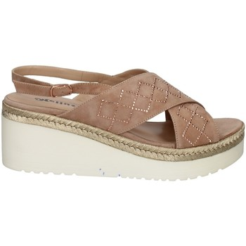 Chaussures Femme Sandales et Nu-pieds Melluso HR707356 ROSE