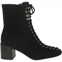Chaussures Femme Bottines Jeffrey Campbell BELMONDO-2 SUEDE black