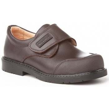 Chaussures Fille Baskets basses Angelitos  Marron
