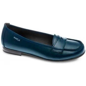 Chaussures Fille Ballerines / babies Pablosky  Bleu