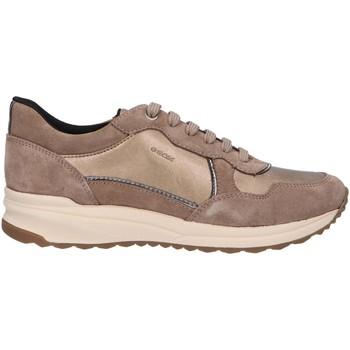 Chaussures Femme Baskets basses Geox D042SA 0AJ22 D AIRELL Marr?n