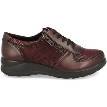 Chaussures Femme Derbies Virucci VR0-128 Burdeos