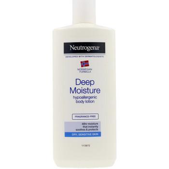 Beauté Femme Hydratants & nourrissants Neutrogena Deep Moisture Body Lotion Dry Skin
