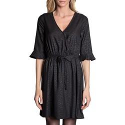 Vêtements Femme Robes courtes Deeluxe Robe PENELOPE Black