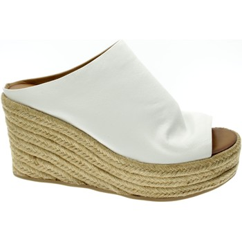 Chaussures Femme Mules Inuovo 437005 Bianco