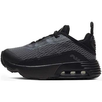 Chaussures Garçon Baskets basses Nike - Air max 2090 nero CU2092-001 NERO