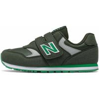 Chaussures Garçon Baskets basses New Balance - Iv393cgn verde IV393CGN VERDE