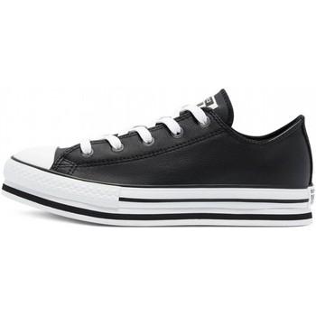 Chaussures Garçon Baskets basses Converse - Ct as eva lift ox nero 669710C NERO