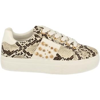 Chaussures Femme Baskets basses Buonarotti 1AD-0432 Serpiente