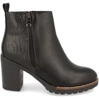 Chaussures Femme Bottines Clowse 9B1087 Negro