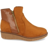 Chaussures Femme Bottines Clowse 9B1111 Camel