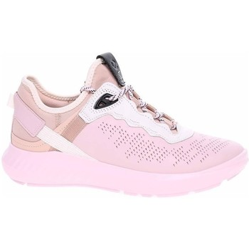 Chaussures Femme Baskets basses Ecco ST 1 Lite W Rose