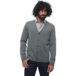 Vêtements Gilets / Cardigans Hugo Boss MARDONE-50392802030 grigio medio