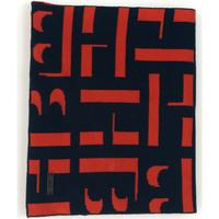 Accessoires textile Echarpes / Etoles / Foulards BOSS MONOGRAMMOHB-50443041402 Blu-arancio