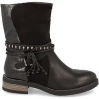 Chaussures Femme Bottines Ainy 6935 Negro