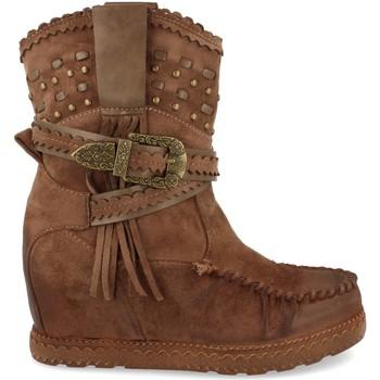 Chaussures Femme Bottines Ainy 9706 Kaki