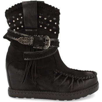 Chaussures Femme Bottines Ainy 9706 Negro