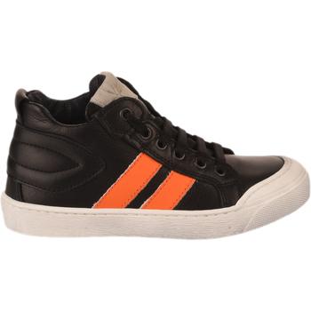 Chaussures Garçon Baskets montantes Fétélacé Baskets garçon - FéTéLACé - Noir - 26 NOIR