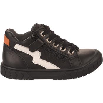 Chaussures Garçon Baskets basses Fétélacé Bottines garçon - FéTéLACé - Noir - 25 NOIR