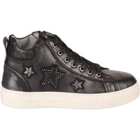 Chaussures Fille Baskets mode Nero Giardini Baskets fille -  - Gris plomb - 35 GRIS