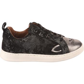 Chaussures Fille Baskets mode Fétélacé Baskets fille - FéTéLACé - Noir - 28 NOIR