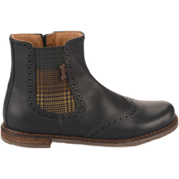 Chaussures Fille Boots Stones and Bones Boots fille -  - Bleu marine - 28 BLEU