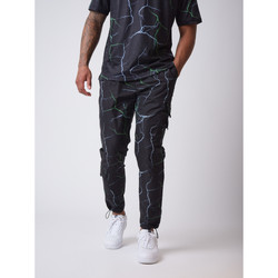 Vêtements Homme Pantalons cargo Project X Paris Jogging Noir