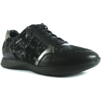 Chaussures Femme Baskets basses Mobils By Mephisto Monia Noir