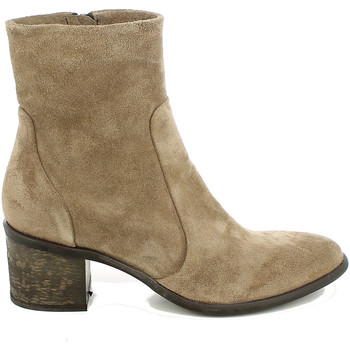 Chaussures Femme Bottines L'angolo PTR6250.09_35 Beige