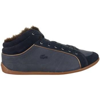 Chaussures Femme Bottes de neige Lacoste Missano Mid 5 Srw Noir, Bleu marine