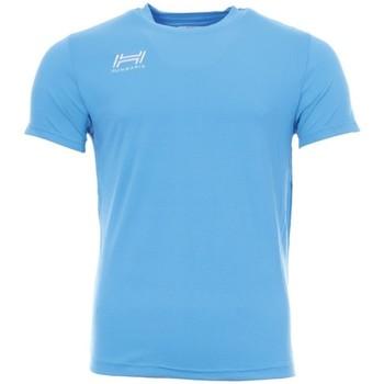 Vêtements Homme T-shirts manches courtes Hungaria H-15TOUYB000 Bleu