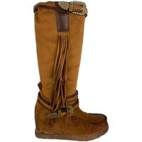 Chaussures Femme Bottes ville Ainy 4735 Camel