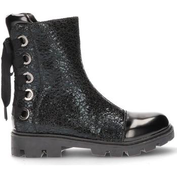 Chaussures Enfant Bottes Oca Loca BOTTES OCA LOCA AINHOA NOIR