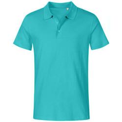Vêtements Homme Voir toutes nos exclusivités Promodoro Polo Jersey grandes tailles Hommes vert jade