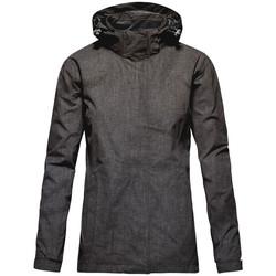 Vêtements Femme Blousons Promodoro Veste Performance C+ grandes tailles Femmes gris chiné