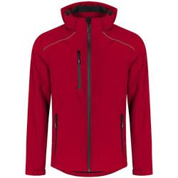 Vêtements Homme Blousons Promodoro Veste Softshell Hommes rouge feu