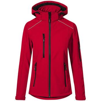 Vêtements Femme Blousons Promodoro Veste Softshell Femmes rouge feu