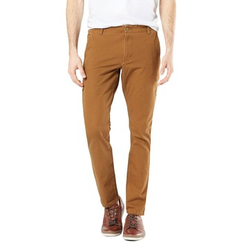 Vêtements Homme Chinos / Carrots Dockers ALPHA KHAKI 360 SKINNY beige